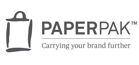PaperPak logo - Carrying Brands Further