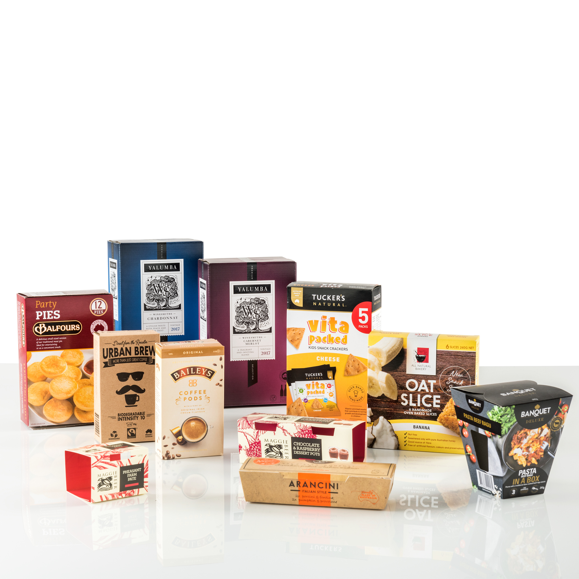 Detmold Group Custom Cartons Product Images