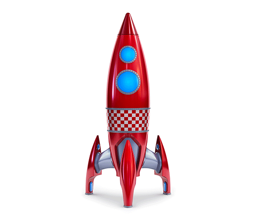 Image of LaunchPad Innovation rocket