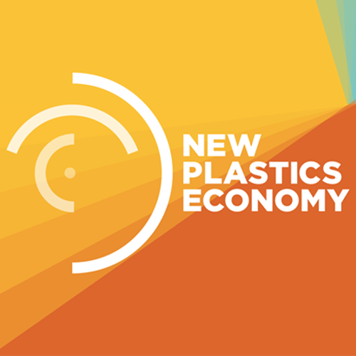 Logo for the New Plastics Economy